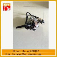 Quality excavator spare parts pc200-7 throttle motor 7834-41-2007 for sale