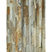 Quality Exterior Stacked Slate Veneer Panels Outdoor And Indoor Decoration for sale