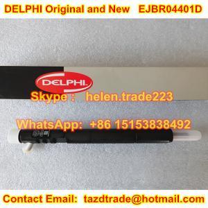 Quality DELPHI Original, New Injector EJBR04401D / A6650170221/ 6650170221/ R04401D  SSANGYONG for sale