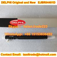 Quality DELPHI Original, New Injector EJBR04401D / A6650170221/ 6650170221/ R04401D  SSANGYONG for sale