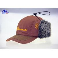 Quality Fashion Flat Embrodery Logo Warm Winter Hats and Hats Multi Color and Size for sale