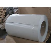Buy cheap Professional PPGI Steel Coil / Prepainted Color Coat Steel Coil Corrosion Resistance from wholesalers