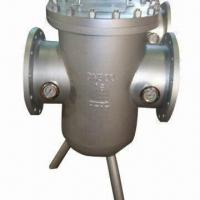 Quality Basket Strainer with API and DIN Standards for sale