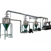 Waste PP PE  WPC granulating  machine production line for the wpc  granules for sale