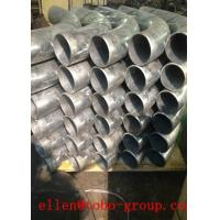 Buy cheap Tobo Group Shanghai Co Ltd ASTM A815 WPS32760 long radius elbow from wholesalers