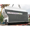3000Kg Firewood Fired Horizontal Steam Boiler Moving Grate Biomass Boiler for sale