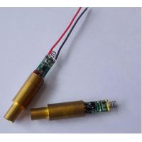 China 532nm 5mw Green Dot Laser Diode Module For Electrical Tools And Leveling Instrument on sale