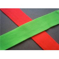 Quality 4 Cm Wide Woven Jacquard Ribbon Trim / Personalised Woven Ribbon for sale