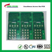 Buy Custom PCB Boards Multilayer Pcb Fabrication Aeronautics IMMERSION GOLD + HARD GOLD at wholesale prices