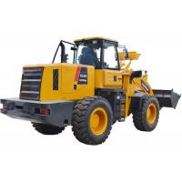 Quality Front End Tractor Wheel Loader 625B / Mini Loader China With 2500kg Rated Load for sale