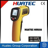 China Wavelength 8μm -14μm 550℃ Non Contact Laser Infrared Thermometer Handheld HIR 550 for sale