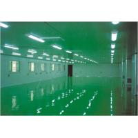 Quality Food Processing Areas Clean Room Equipment Self Leveling Epoxy Floor Coating for sale