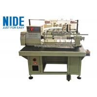 Buy cheap China supply electric fan motor coil winding machine for washing motor coil from wholesalers