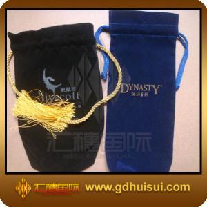 Quality handmade velvet bag for sale