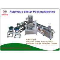 China Rotary Automatic Blister Packing Machine With Thermoforming Function on sale