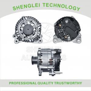 Quality Center Muffler Type VW Golf Alternator Aluminum Made 3C / ISO16949 Approval for sale