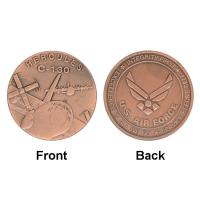 Buy Army C - 130 HERCULES Plane Air Force Commemorative Coins For Collection at wholesale prices
