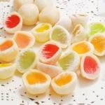 3.6g Assorted Fruit Flavor Crispy Soft Milk Candy / Children'S Favorite Milk