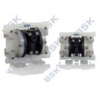 Quality Non Leakage Air Operated Double Diaphragm Aodd Pumps With Shut - Off Valves for sale