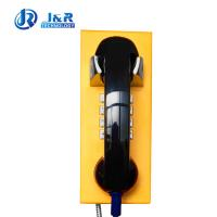 Buy cheap Speed dial vandalproof Industrial Analog Telephone heavy duty with steel body from wholesalers
