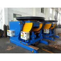 Quality 3T CE Pipe Welding Positioners , Stepless Frequency Conversion Welding Rotators Positioners  for sale