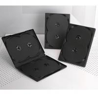 China 14mm DVD Case, for 4DVD Without Insert, Black on sale