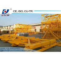 Steel Split 2*2*3m Tower Crane Spare Parts L68 Mast Section Tower Crane Assembly for sale