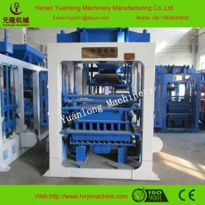 High pressure hydraulic press brick making machine price