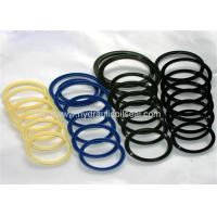 Quality IDI / IUH / ISI / SJ Hydraulic Seal Kits , Excavator Hydraulic Cylinder Seal Kits for sale