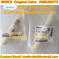 Quality BOSCH Original Injector Body Valve ,Control Valve F00RJ00375 Fit Common Rail Injector for sale