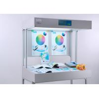 Quality CC120 Color Matching Light Box Applies To Printing Industry With High Table for sale