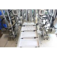 China Automatic Disposable Surgical Face Mask Making Machine Line Aluminum Profile on sale