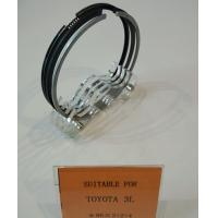 Quality Large Production Toyota 1Y 2Y 3Y Piston Ring Set First Ring Steel 86x1.5+1.5+4mm for sale