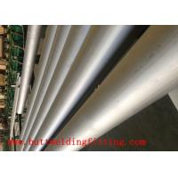 Buy cheap 304 316 Stainless Steel Welded Tube for Furniture ASTM A249 / 269 , 0.6mm-3mm Wall from wholesalers