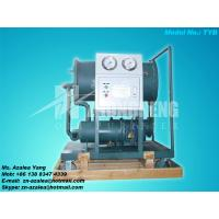 Quality Series TYB Coalescence-separation Oil Purifier for sale