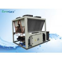 Quality 5C R22 Screw Type Industrial Cooling Systems Chillers With Heat Recovery for sale