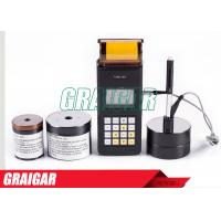 Buy CE / ROHS / SGS / ISO9001 Portable Hardness Meter Leeb 140 1250 Groups Data Memory at wholesale prices