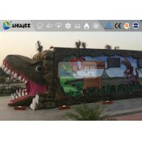 Buy Fantastic Mobile 7D Movie Theater Dinosaur Cinema For Theme Park at wholesale prices