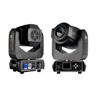 Buy Gobo Stage Lighting / 90W LED Moving Head Adjustable Rotation Speed CE RoHS at wholesale prices