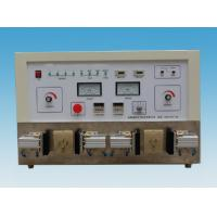 Quality PLC Control Cable Plug Tester 4Kgf / Cm ² For Power Supply Plug Line Polarity for sale