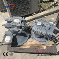 China A8VO107 Rexroth Piston Hydraulic Pumps And Motors High Performance on sale