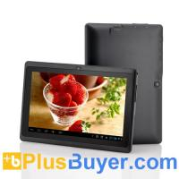 Quality Iridium - Budget 7 Inch Android 4.1 Tablet (1GHz Dual Core, 1024x600, 4GB Memory) for sale