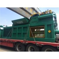 Quality Baler Equipment / Crate And Plastic Baling Machine With Push Button Operation for sale