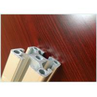 Buy Precise Cutting Custom Aluminum Profile , Machined Aluminium Profiles For at wholesale prices