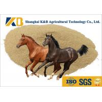 Quality Professional Horse Feed Rice Protein Powder For Bright Fur And Strong Muscle for sale
