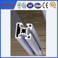 Quality Hot! 6063 t5 extruded aluminium profile Of Assembly Line For Machinery for sale