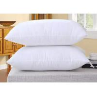 Quality Soft Goose Feather Hotel Collection Pillows , Hotel Collection Down Alternative Pillows  for sale