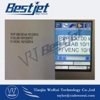 Buy BESTJET black ink cartridge expire date coding machine inkjet printer at wholesale prices