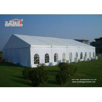 Quality Cheap Fire Resistant Clear Span High Peak Large Second hand Marquee For Sale for sale