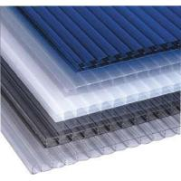 Quality Waterproof Eco Friendly greenhouse twin wall polycarbonate sheet 4mm 8mm 10mm for sale